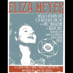 Cathy & Marcy Join Eliza Meyer for her CD Release @ Daniels Auditorium at NC Museum of History | Raleigh | North Carolina | United States