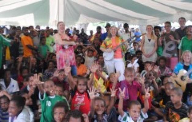 Travelogue #7 – Papua New Guinea: Part 1