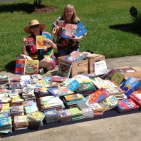 Four Hundred Books & CDs to Papua New Guinea!