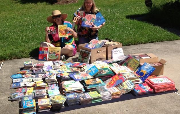 Four Hundred Books & CDs to Papua New Guinea!