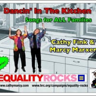DANCIN' IN THE KITCHEN – songs for ALL families on KICKSTARTER