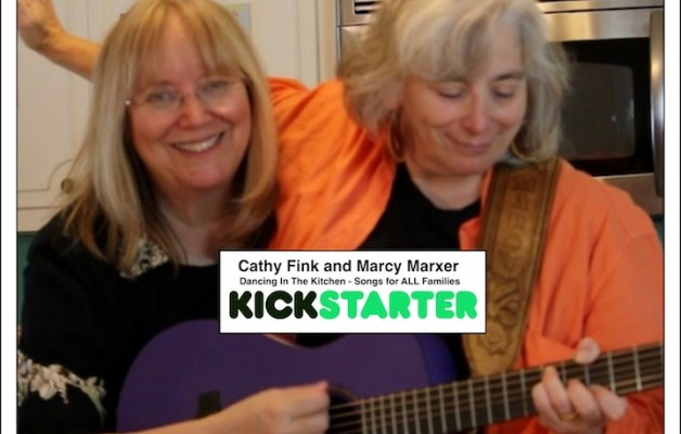 Soccer Shoes – preview on DANCIN' IN THE KITHCEN: songs for ALL families