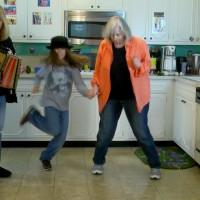 DANCIN' IN THE KITCHEN OFFICIAL MUSIC VIDEO!
