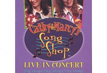 CATHY & MARCY'S SONG SHOP™: Live in Concert! (DVD)