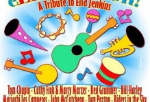 cELLAbration! A TRIBUTE TO ELLA JENKINS (CD)