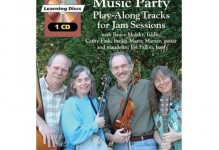OLD TIME MUSIC PARTY (BOOK & CD)
